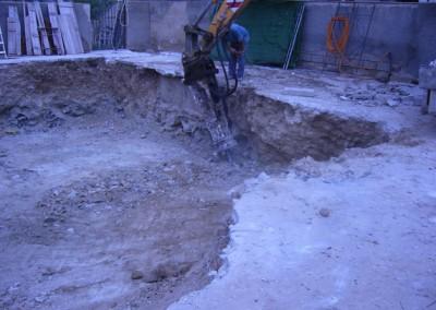 Excavaciones en todo tipo de terreno